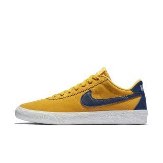 Nike SB Bruin Low Skateschoen voor dames - Geel Geel