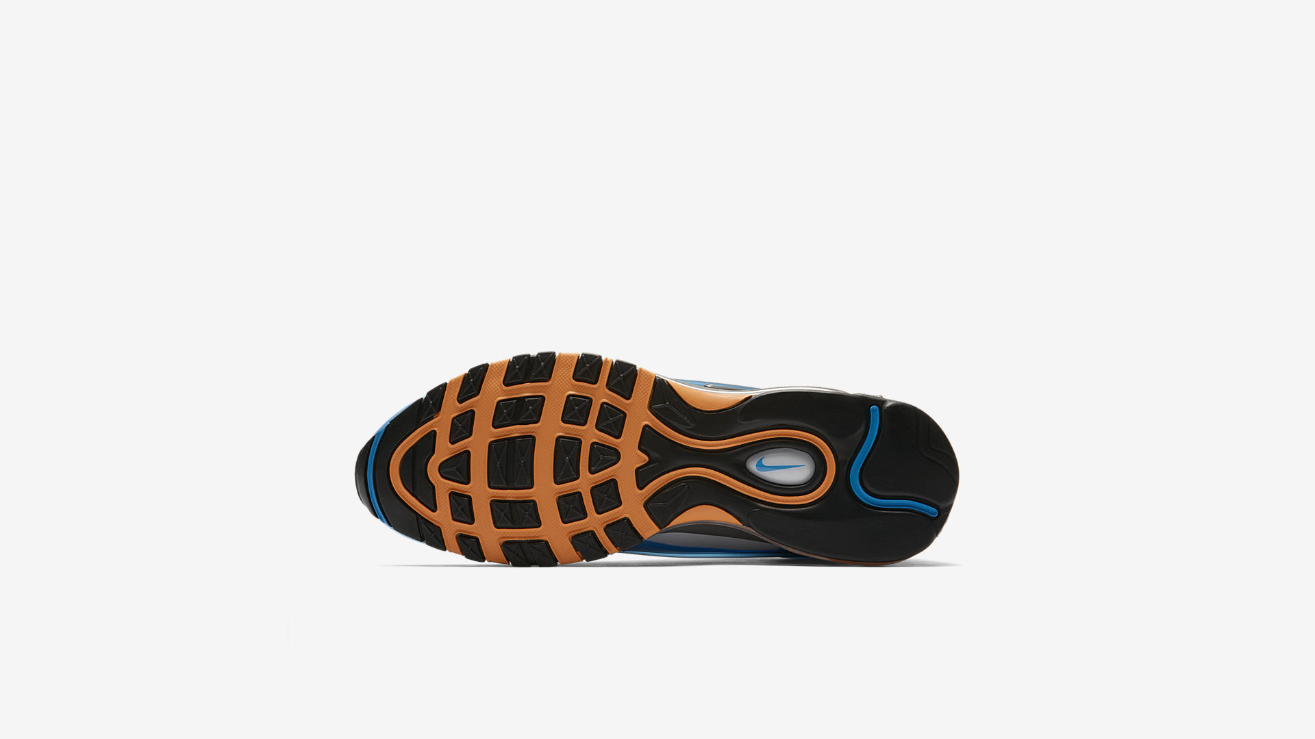 Nike Air Max Deluxe Photo Blue/Wolf Grey-Orange Peel-Black (AJ7831-401)