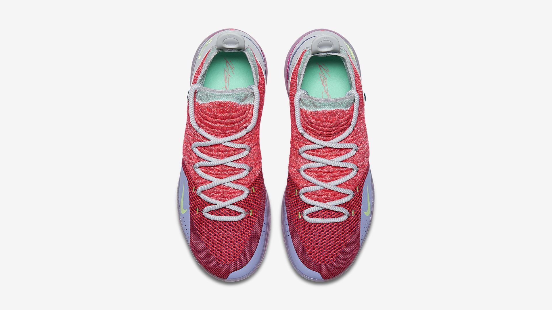 Nike Zoom KD 11 Hot Punch (AO2604-600)