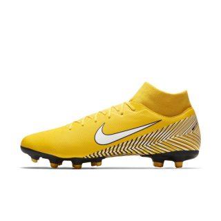 Nike Mercurial Superfly VI Academy Neymar Voetbalschoen (meerdere ondergronden) - Geel geel