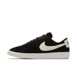Nike Blazer Low Suede Damesschoen - Zwart zwart
