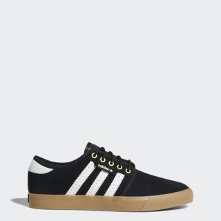 adidas Seeley AQS99 (Core Black / Ftwr White / Gold Met.)