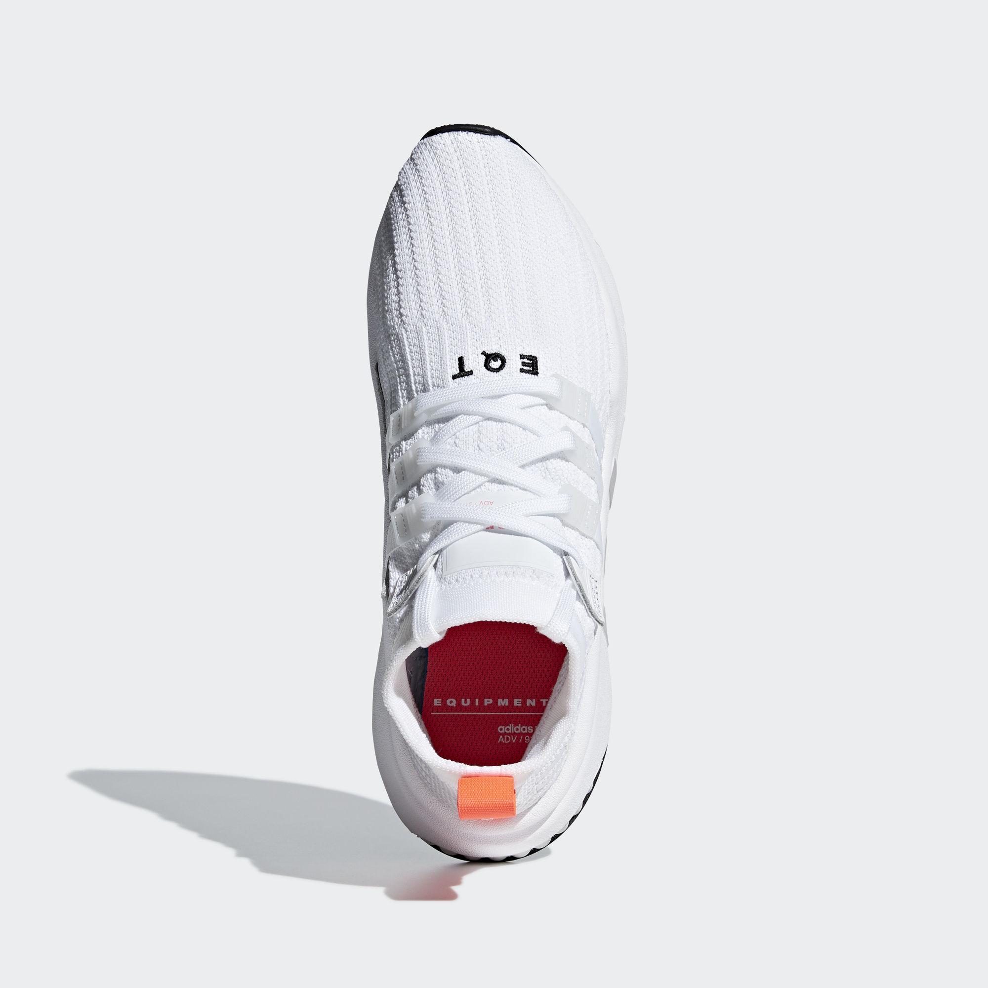 Adidas EQT Support Mid ADV Primeknit Ftwr White / Grey One / Core Black (B28133)