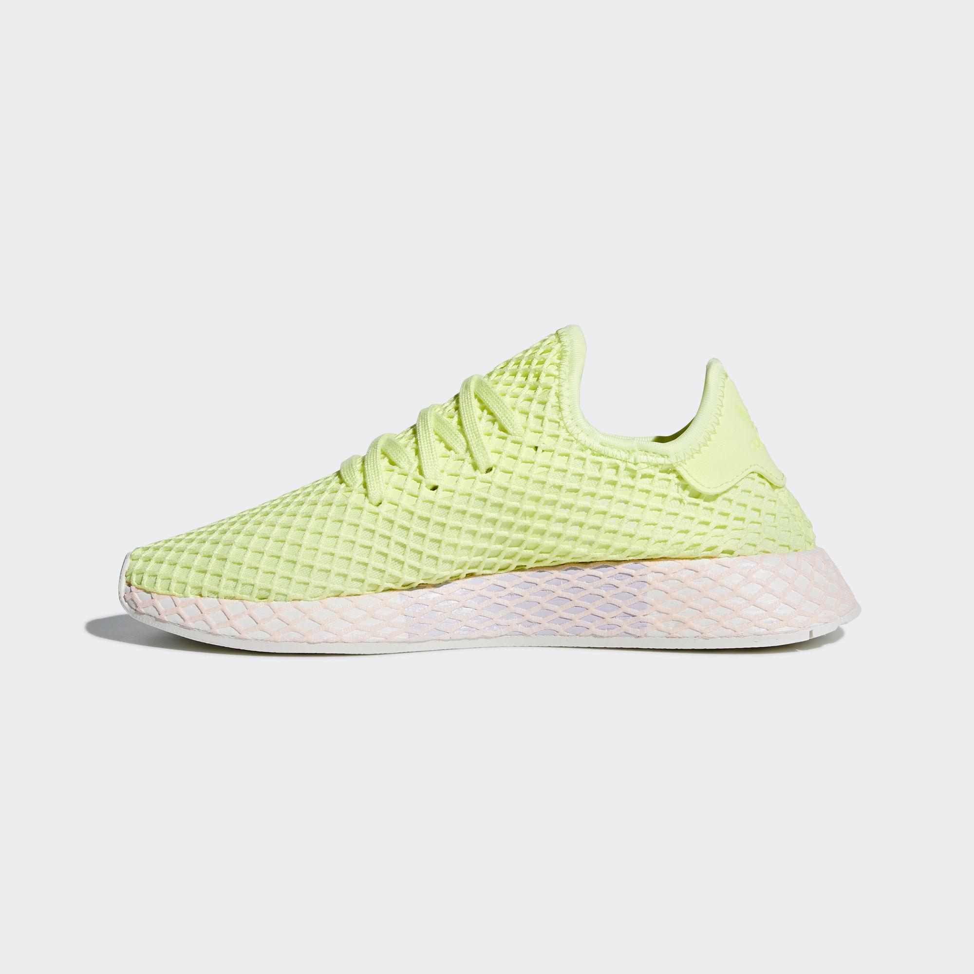 Adidas Deerupt Runner Glow / Clear Lilac (B37599)