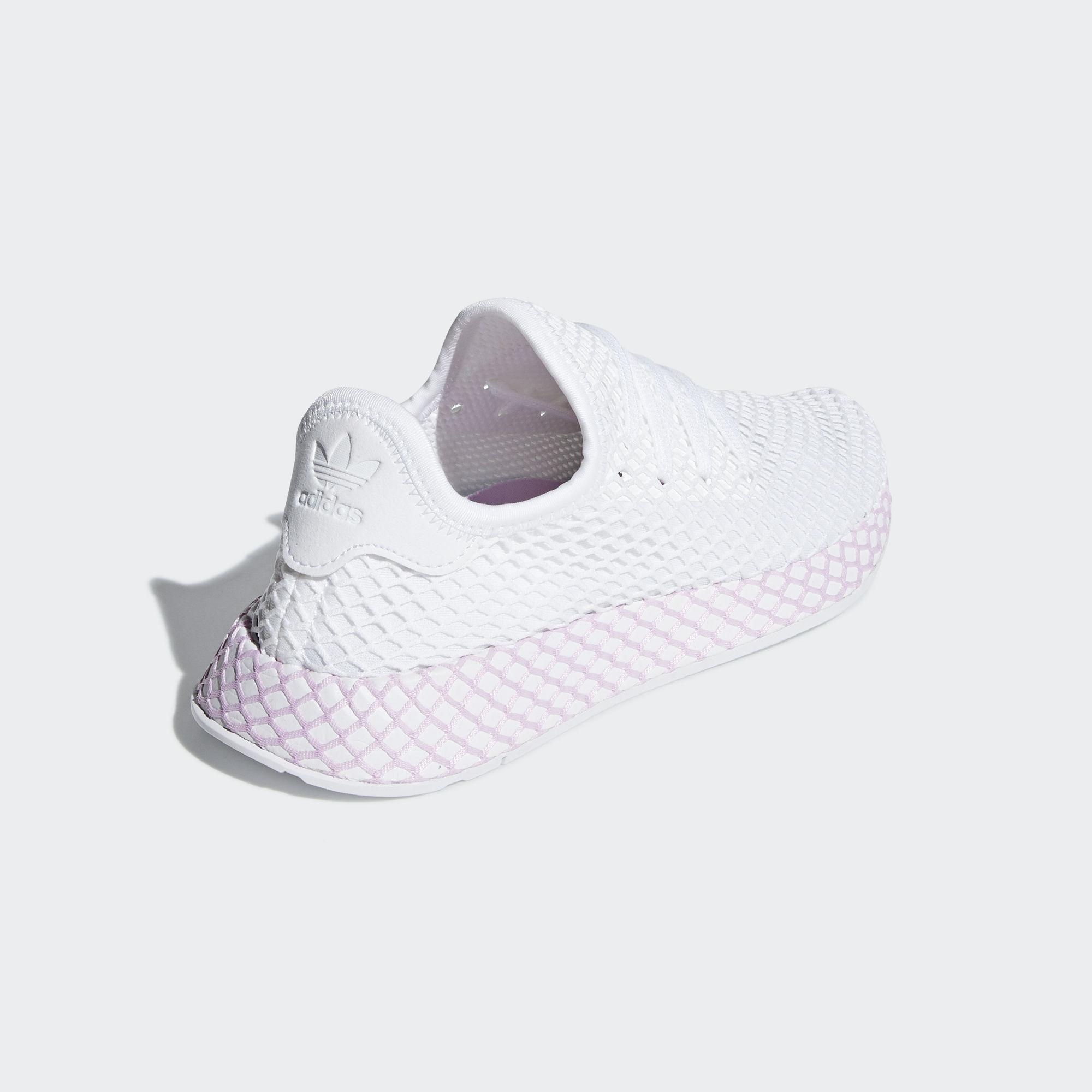 Adidas Deerupt Runner Ftwr White / Clear Lilac (B37601)