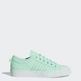 adidas Nizza Low AQV20 (Clear Mint / Clear Mint / Crystal White)