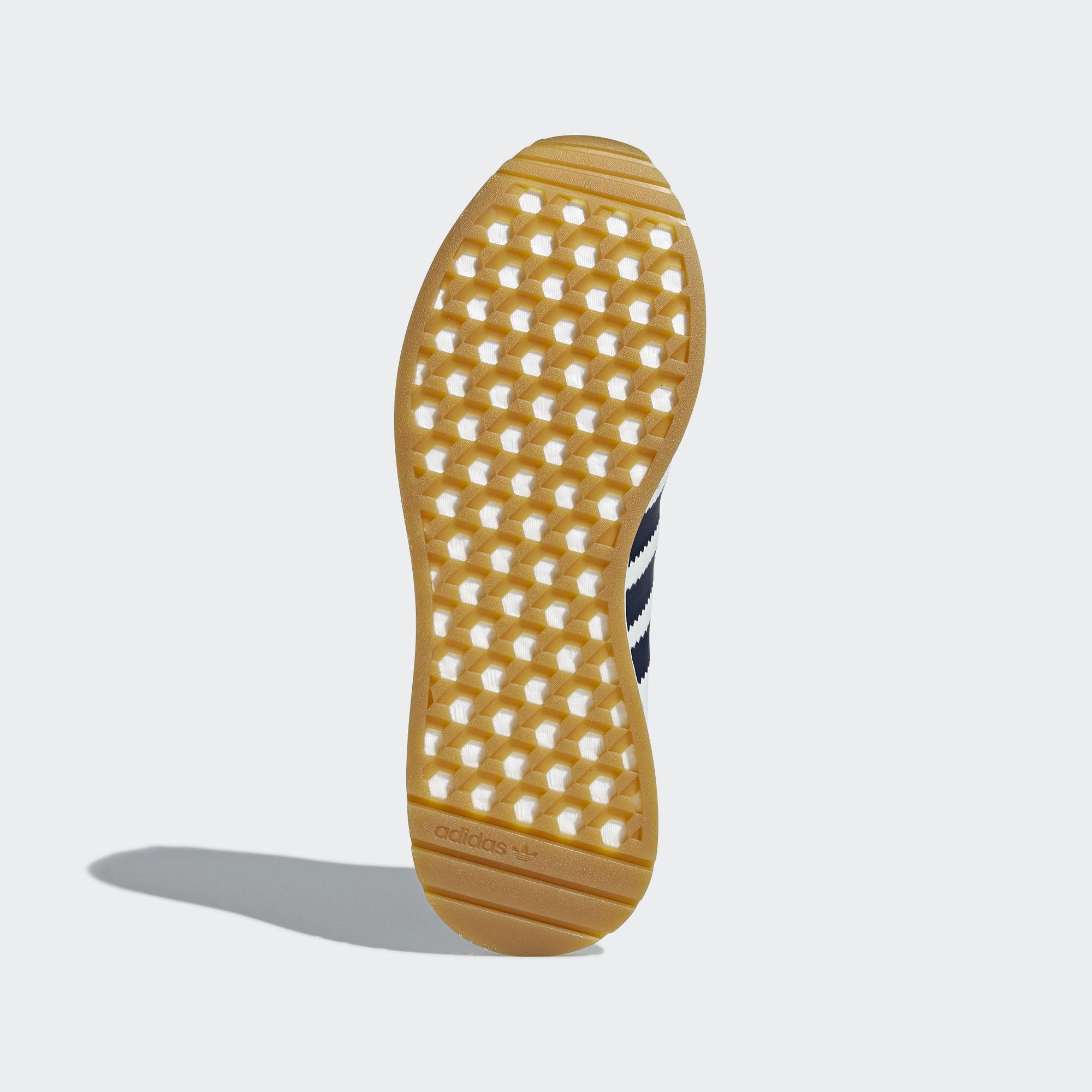 Adidas Originals I-5923 Beige / Collegiate Navy / Gum 3 (B37947)