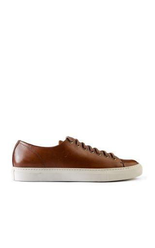 Buttero B4006 Tanino Low Sneaker Cuoio