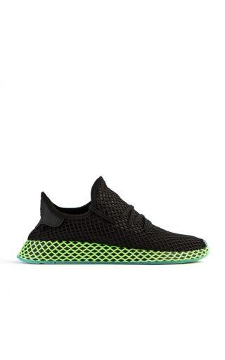 Adidas Originals Deerupt Runner Black/Green