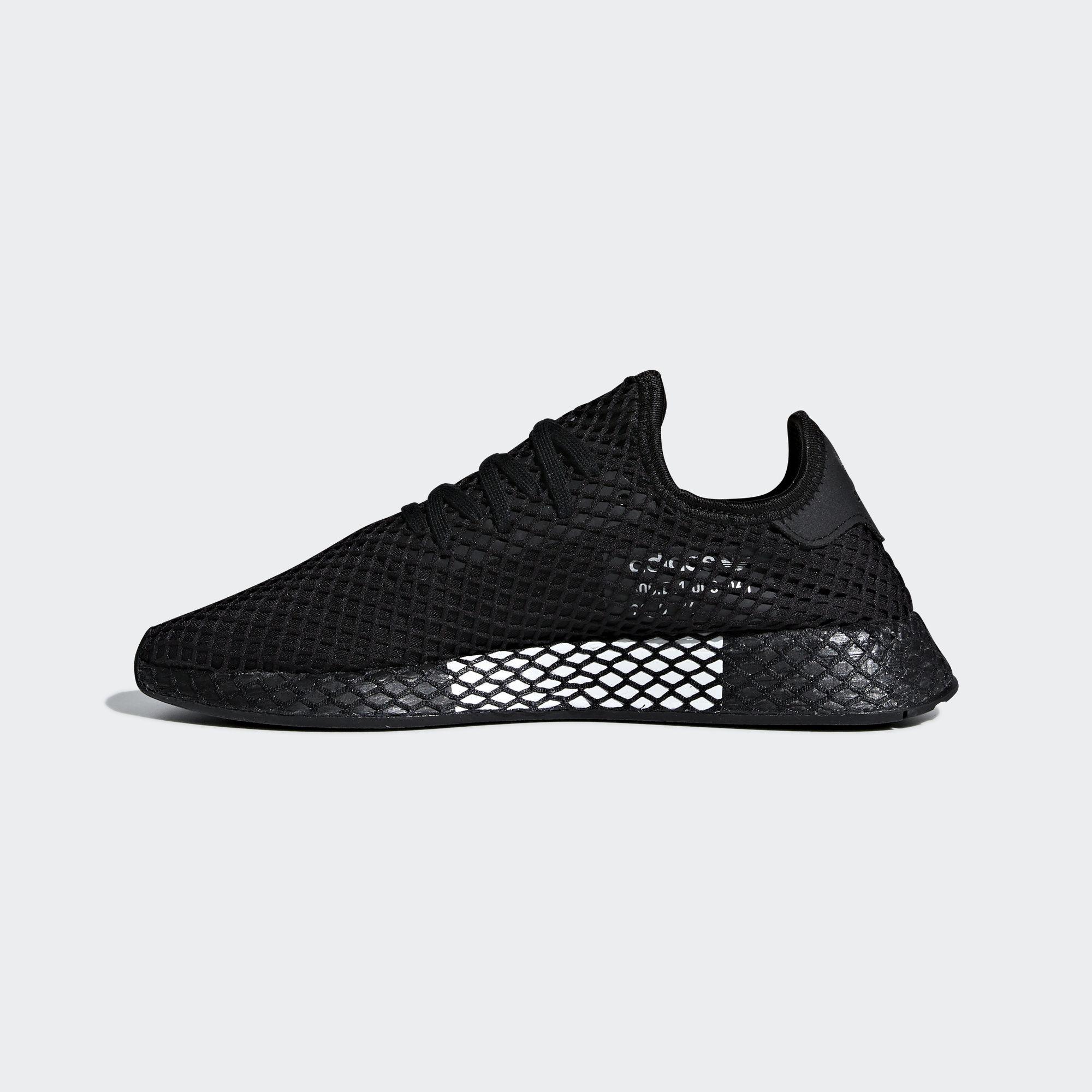Adidas Deerupt Runner Core Black / Core Black / Ftwr White (B41768)