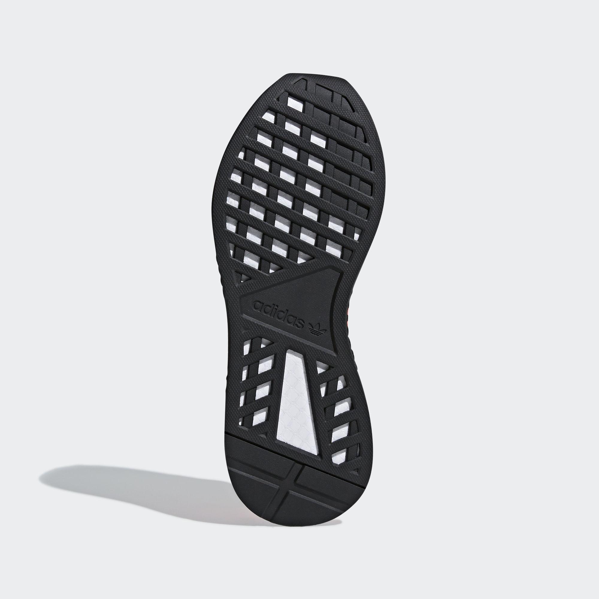 Adidas Deerupt Runner Turbo / Turbo / Core Black (B41769)