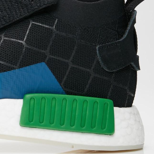 adidas Consortium NMD R1 STLT x MITA Core Black/Core Black/FTWR White (BC0333)