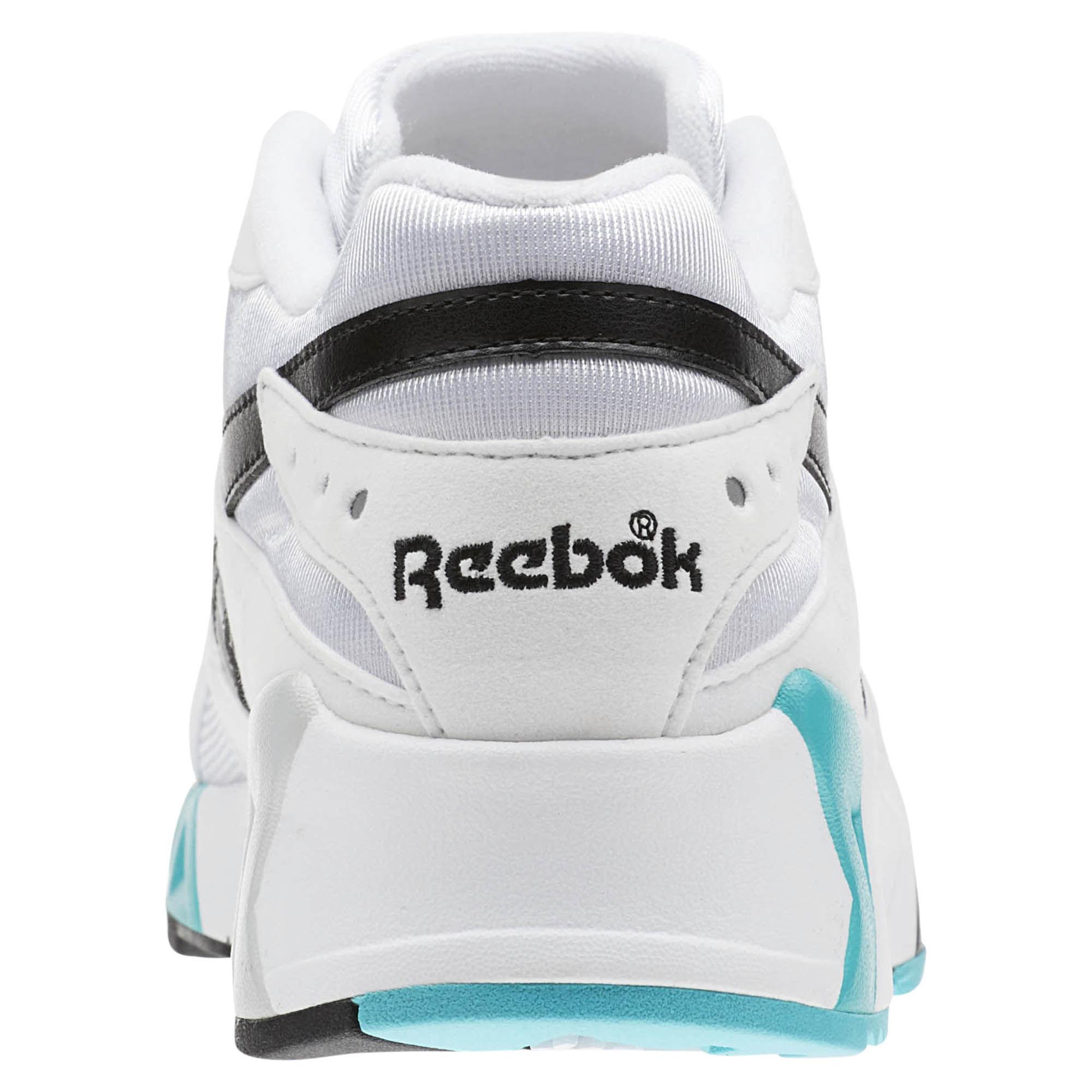Reebok Aztrek OG White/Solid Teal/Black (CN7067)