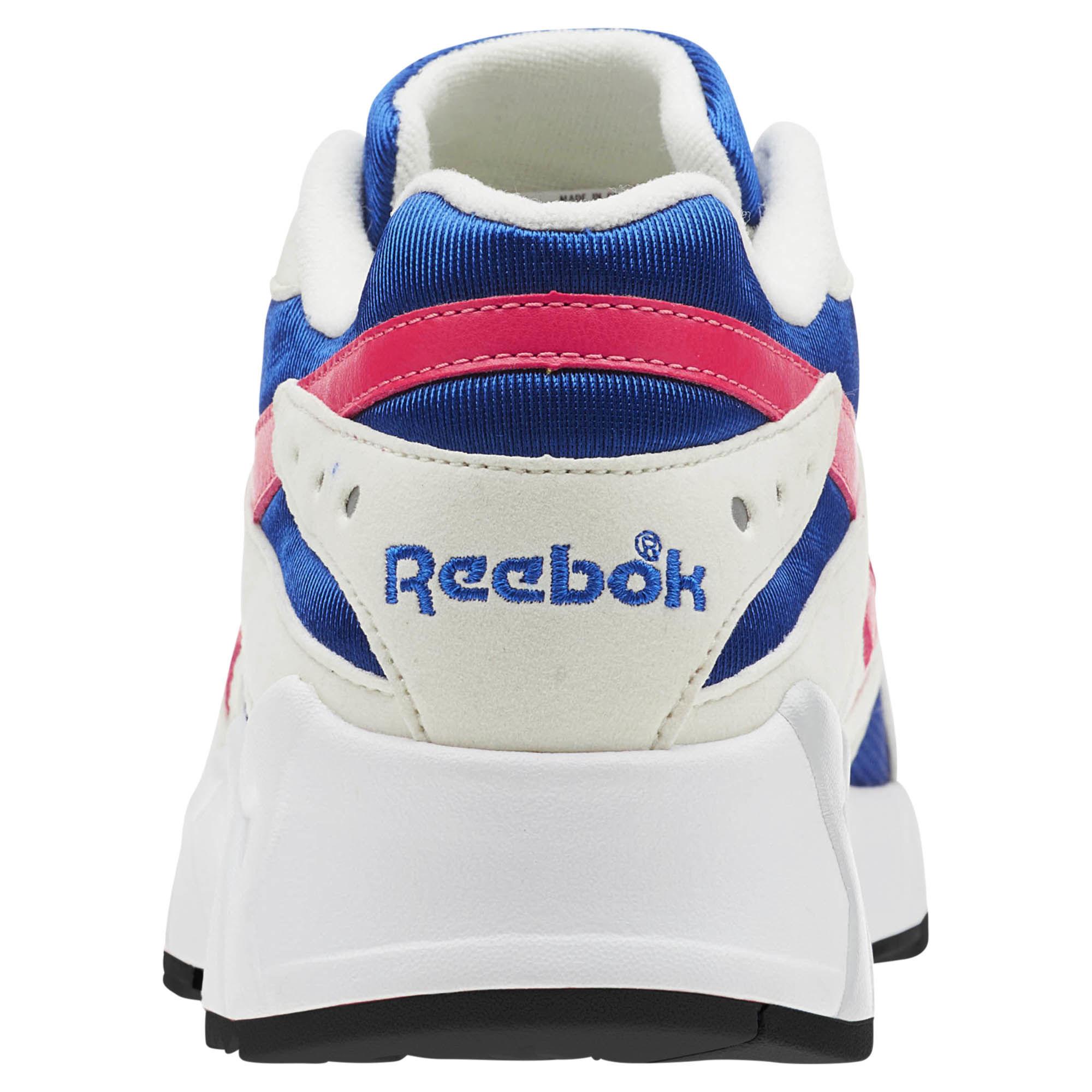 Reebok Aztrek OG Chalk/Collegiate Royal/Bright Rose/White (CN7068)