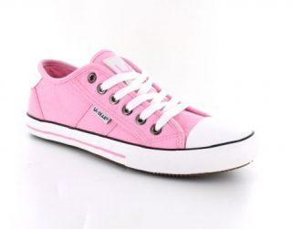 L.A. Gear Fizz Roze Sneaker (Roze)