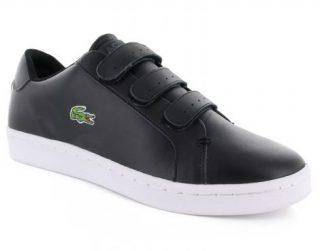 Lacoste Camden New Cup Zwarte Sneaker (Zwart)