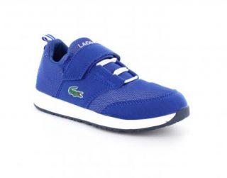 Lacoste L.Ight 316 1 Klittenband Sneaker (Blauw)