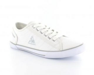 Le Coq Sportif Talon Due Low Womens Zomerse Dames Sneaker (Wit)