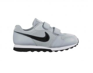 Nike Md Runner 2 (Psv) Kinder Sneakers (Grijs)