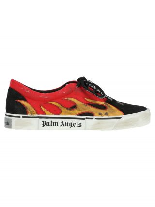 Palm Angels Palm Angels Distressed Flame (rood)