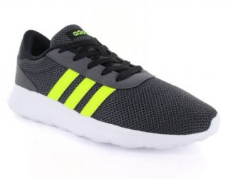 Adidas Lite Racer Cloudfoam Sneakers (Grijs)