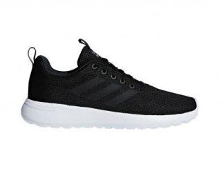 Adidas Lite Racer Cln Zwarte Sneaker (Zwart)