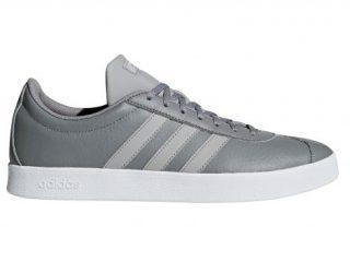 Adidas Vl Court 2.0 Grijze Sneaker (Grijs)