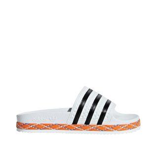 adidas Adilette New Bold W (wit)