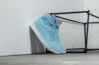 Air Jordan 1 Retro High Decon Ice Blue/ White-Vachetta Tan