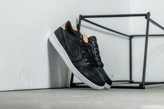 Air Jordan 1 Retro Low OG Premium Black/ Vachetta Tan-White