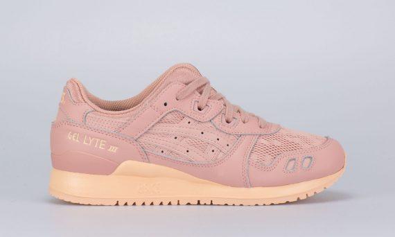 Gel-Lyte III 'Peach' (Pink) (PEACH BEIGE/PEACH BEIGE)