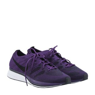 Nike Nike Ltd Nike Flyknit Trainer (paars/zwart/wit)