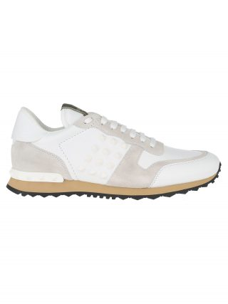 Valentino Valentino Rockstud Sneaker (wit)