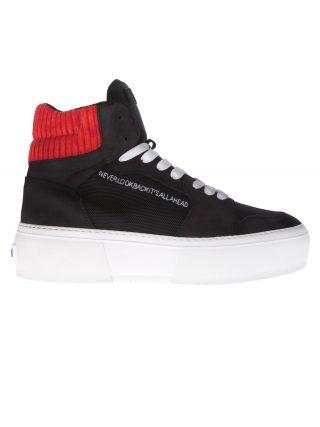 MSGM Msgm Lace-up Hi-top Sneakers (Overige kleuren)