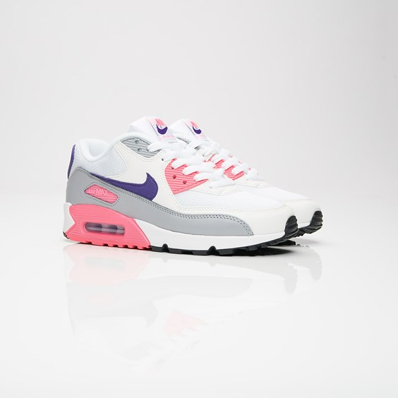 info for f5a42 2f776 Nike Wmns Air Max 90 White Court Purple-Wolf Grey-L (325213-136). Stijlcode    325213-136. SALE. external-large