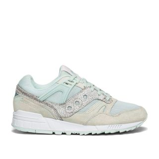 Saucony Grid SD Garden District (wit)