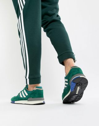 Adidas Originals Quesence In Green B37851
