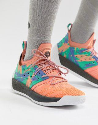 Adidas adidas Basketball x Harden Vol 2 Graft Day In Grey AH2219