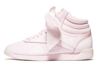 Reebok Freestyle Hi Bow Dames (roze)