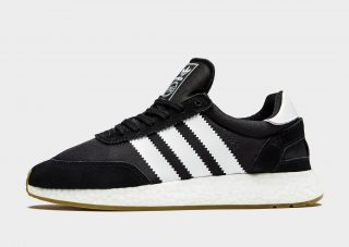 adidas Originals I-5923 Boost Heren (zwart)