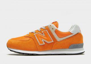 New Balance 574 Junior (oranje)