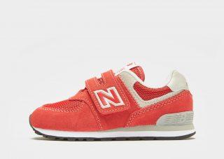 New Balance 574 Baby's (rood)