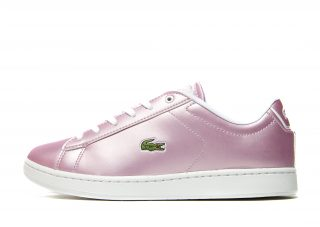Lacoste Carnaby Junior (paars/wit)