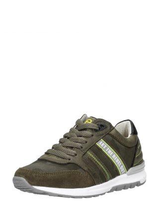 KEQ jongens sneakers – Khaki