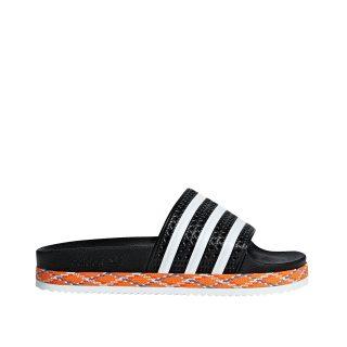 adidas Adilette New Bold W (zwart)