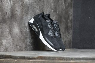 Nike Air Max 90 Ultra 2.0 Flyknit Black/ Black-Black-White
