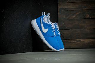 Nike Roshe One (GS) Photo Blue/ White-Safety Orange