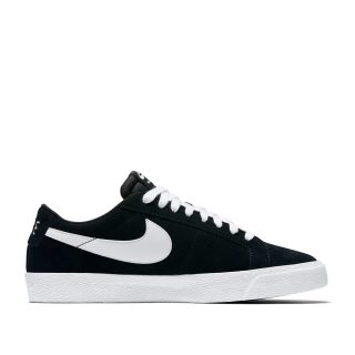 Nike SB Zoom Blazer Low (zwart/wit)