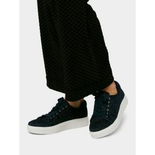 NU 15% KORTING: Pieces Glitter Sneakers