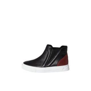 NU 15% KORTING: Pieces Hoge leren Sneakers